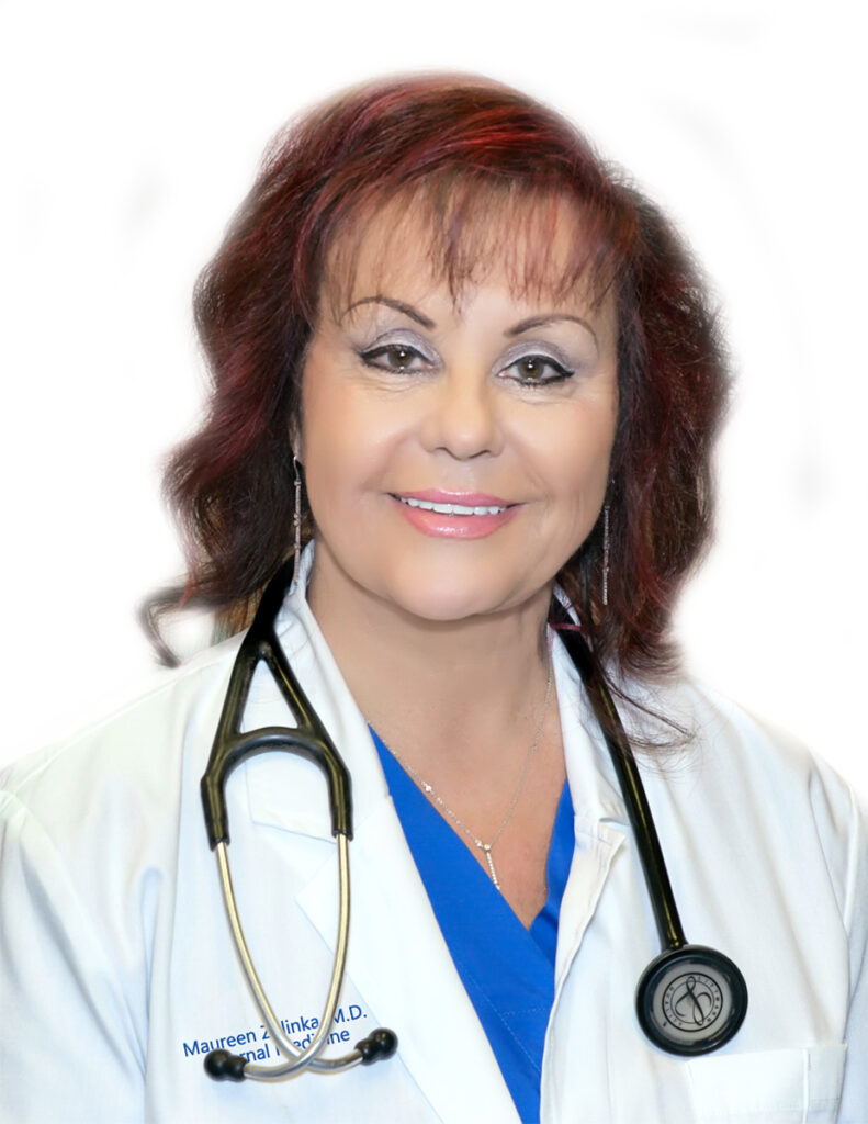 Maureen Zelinka MD. PA Coastal Primary Care Fort Pierce