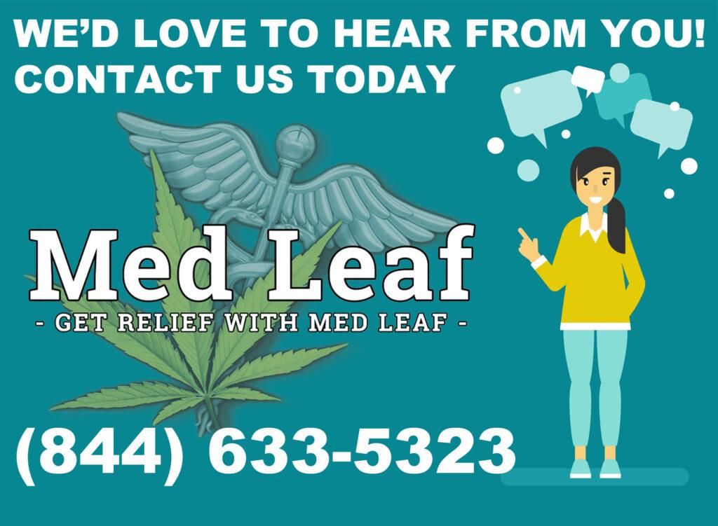 Med Leaf Medical Marijuana Card Doctors on the Treasure Coast, Fort Pierce, Florida